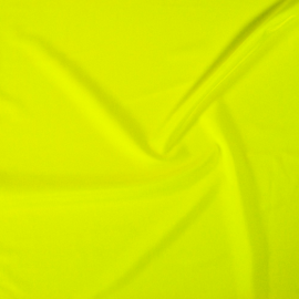 Mat Lycra - Yellow Fluo