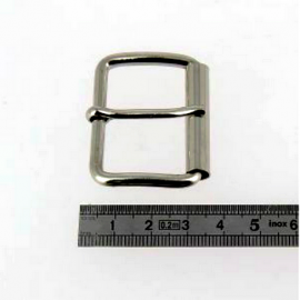 Silver Buckle