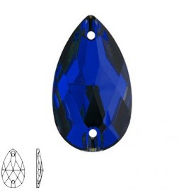 Royal Blue Drop Water