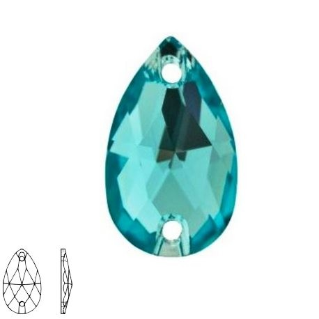 Aquamarine Drop Water