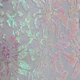 Beyonce Iridescent Lace