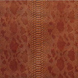 Camel Snake - Mock leather