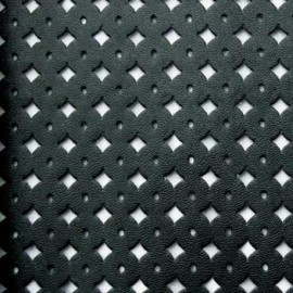 Roung Black Fabric