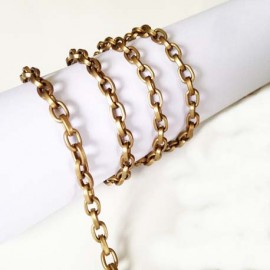 Bronze Chain (5,5 & 8 mm)