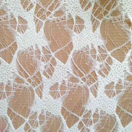 Diane White Lace