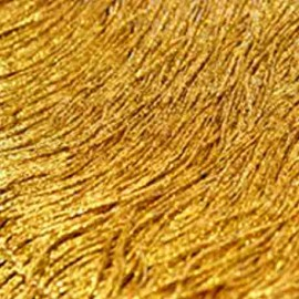 Gold - Fringe 30 cm Stretch