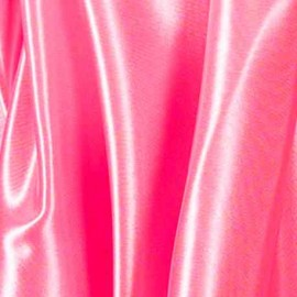 Stretch Satin Magnolia Pink