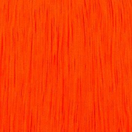 Neon Orange - Fringe 30 cm Stretch