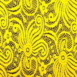 Lace Lisa Yellow