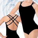 "Leotard ""Cross Back"""