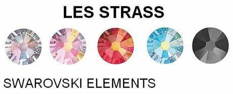 Les strass